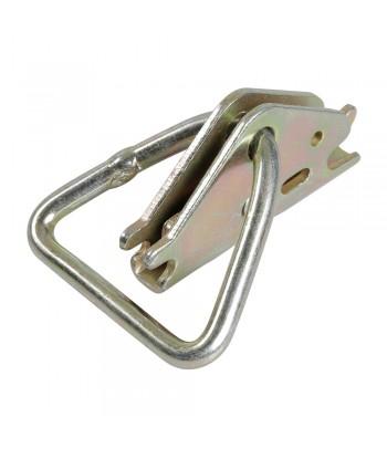 Anello triangolare di fissaggio per rotaie fermacarico ad incastro - Type 3