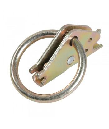 Anello di fissaggio per rotaie fermacarico ad incastro - Type 2