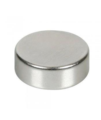 Disco magnetico al neodimio - 132N - 27x10 mm - Blister